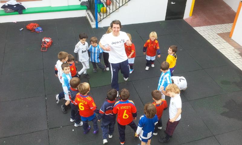 curso monitor de actividades extraescolares en Málaga