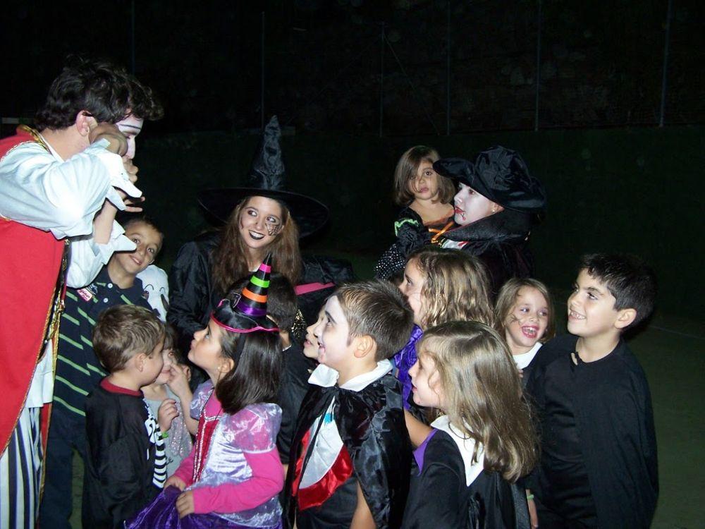 Juegos Animación Halloween Málaga