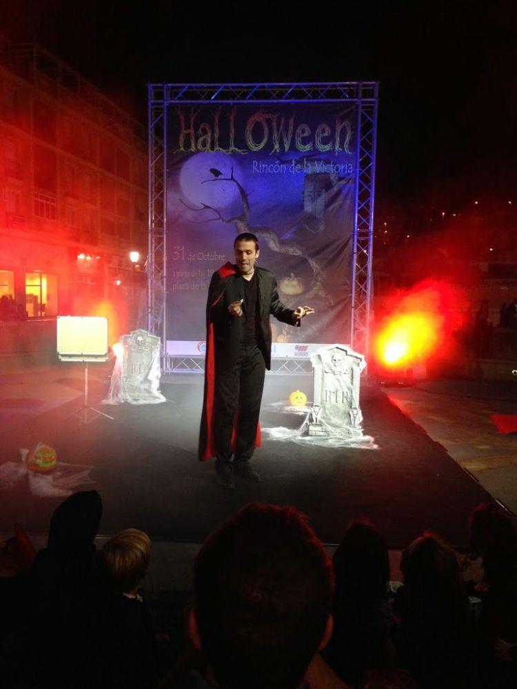 fiesta de halloween en málaga