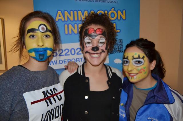 Curso de Animación Infantil Granada marzo 2015 bob