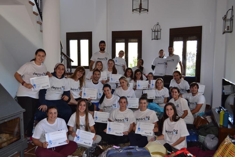 certificado Curso Monitor de Campamento Multiaventura Málaga Marzo 2015