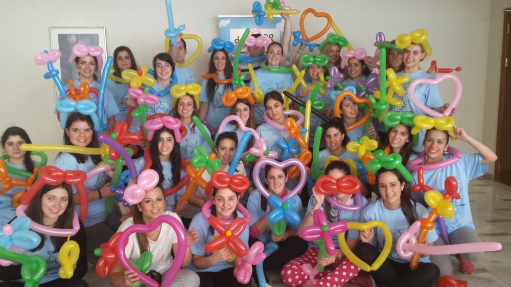 Curso de Animador Infantil en Murcia abril 2015