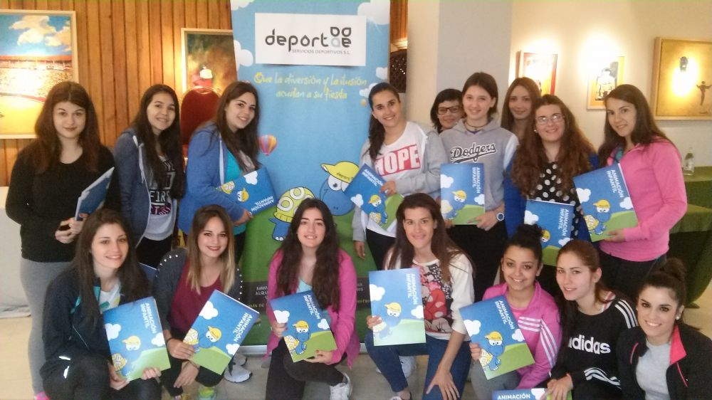 Curso de Animador Infantil Barcelona Mayo 2015