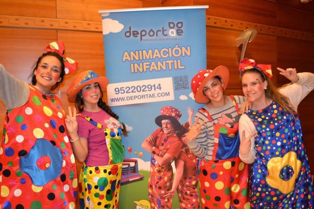Curso de Animación Infantil en Jerez junio 2015 5