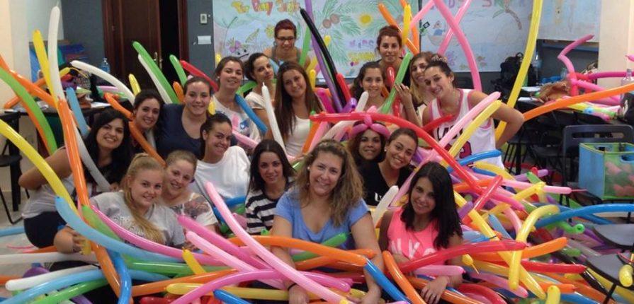 Curso de Monitor de Ludotecas en Alicante Julio 2015