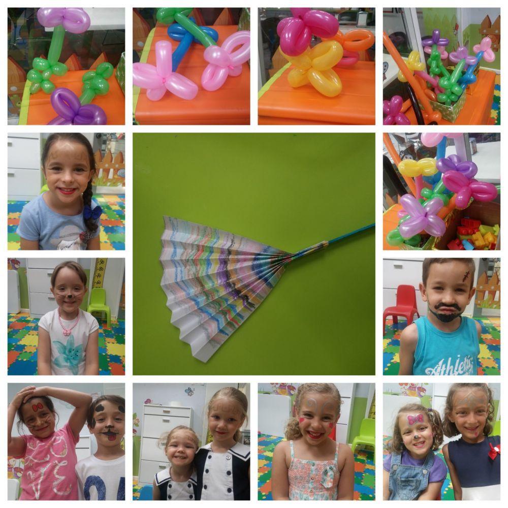 Talleres infantiles en las salas infantiles de leroy for Tappeti sala leroy merlin