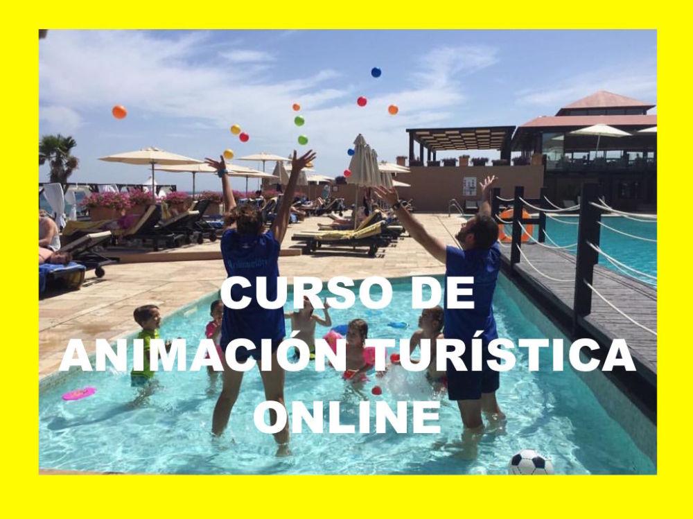 CURSO ANIMACIÓN TURÍSTICA ONLINE