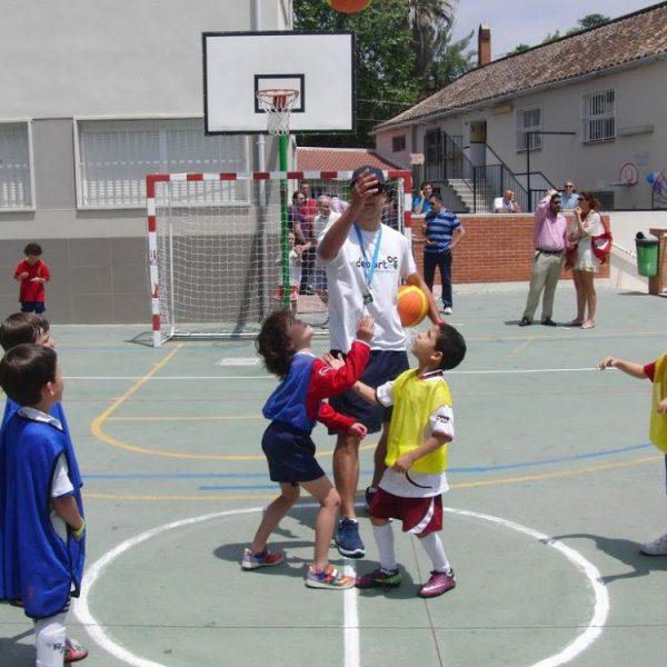 Campamento de Semana Blanca Colegio El Limonar de Málaga 2020