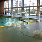alquiler Bola acuática malaga