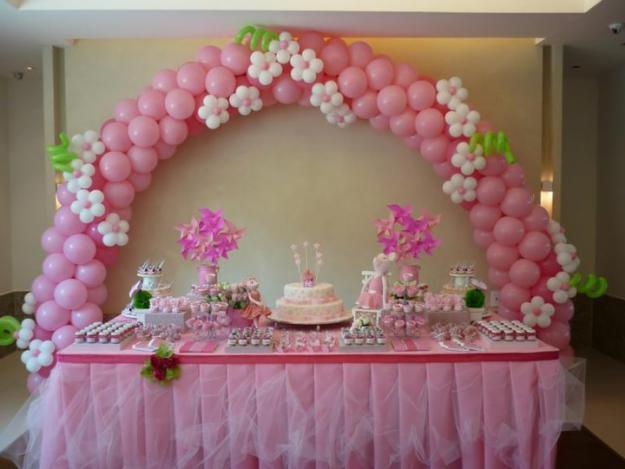 Decoraci n con globos en m laga deportae fiestas infantiles - Decoracion malaga ...