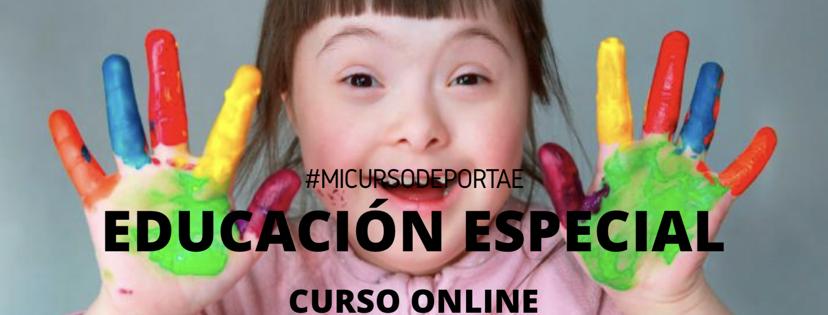 Curso Monitor Educación Especial Online