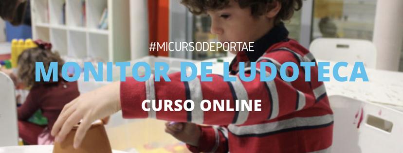 Curso Monitor de Ludoteca Online