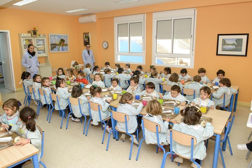 Curso monitor aula matinal y comedor escolar en ja n for Comedor de escuela