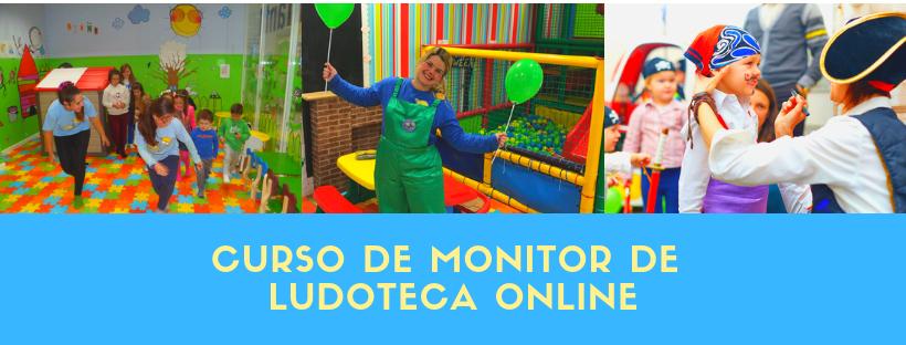 curso de monitor de ludoteca online