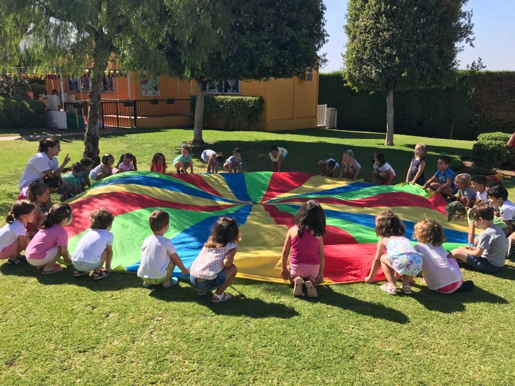 Campamento de Septiembre en el Rincón de la Victoria