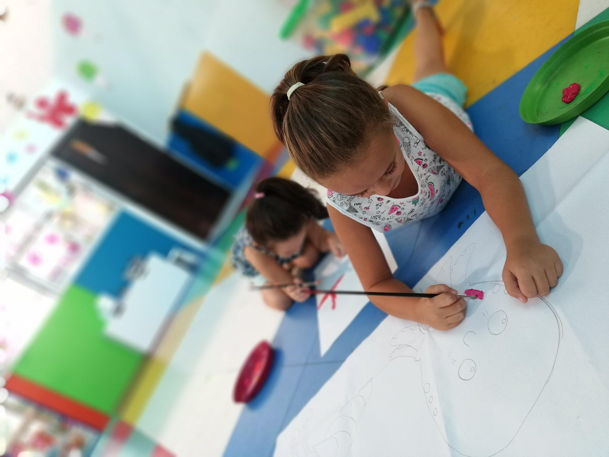 gestion espacios infantiles