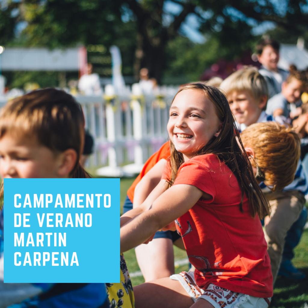 Campamento de Verano en Málaga 2019