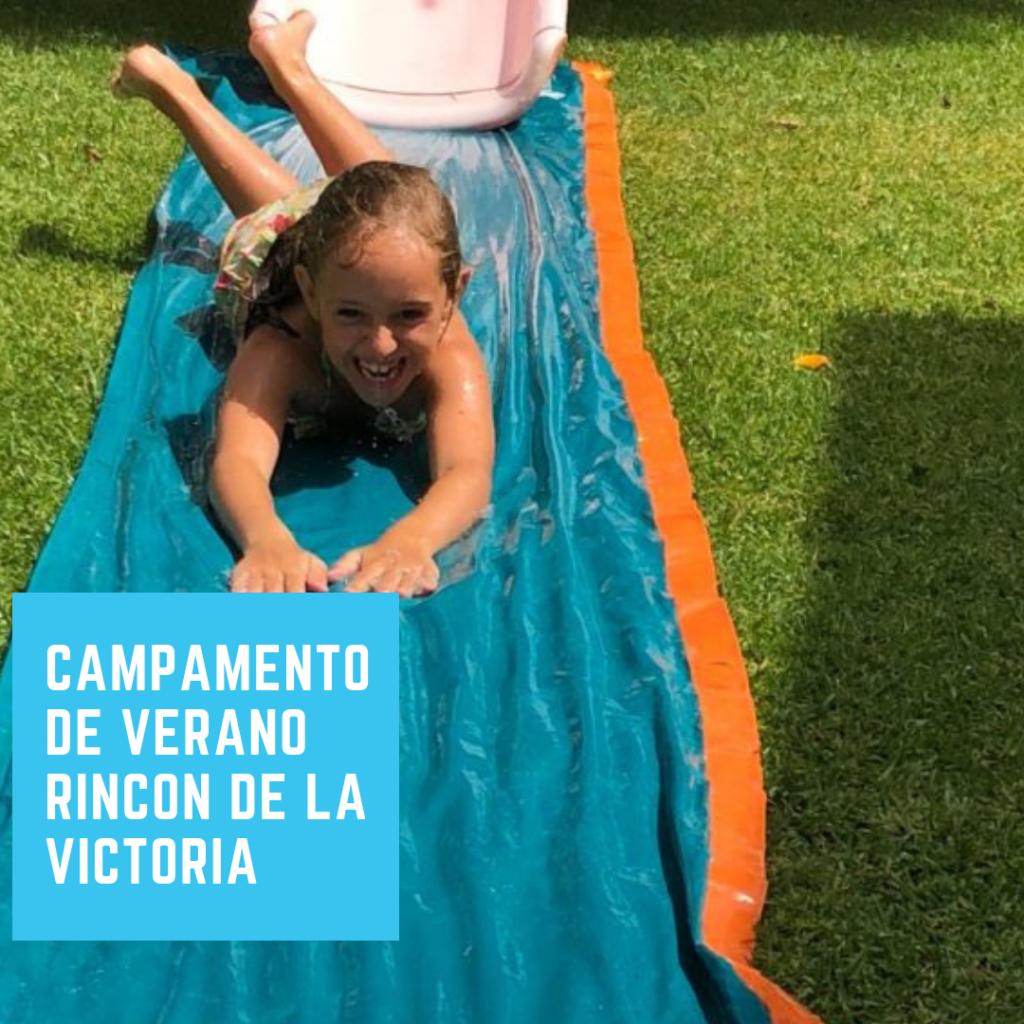 Campamento de Verano en Rincón de la Victoria 2019