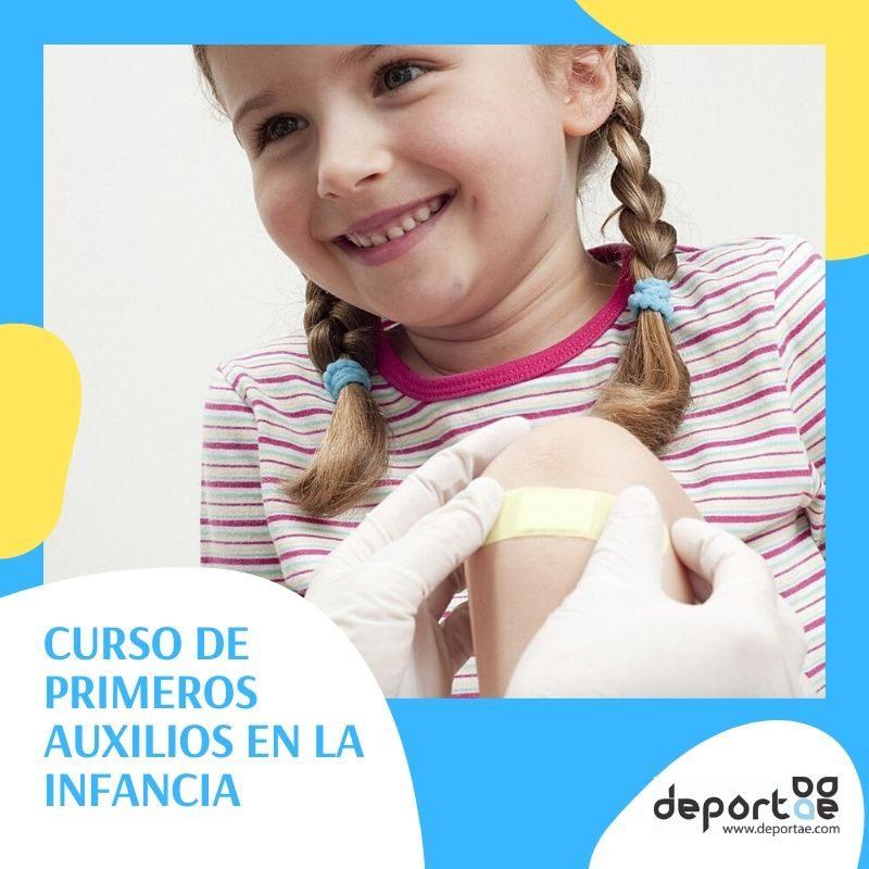 Curso online de primeros auxilios en la infancia