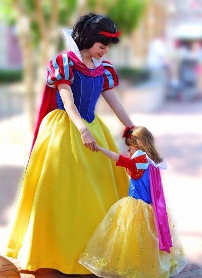 fiesta de princesas deportae