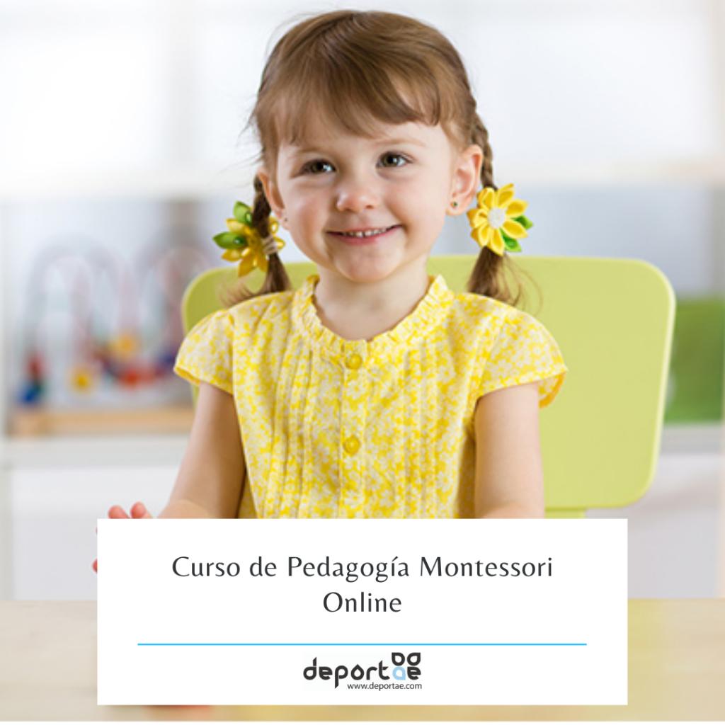 curso pedagogia montessori online