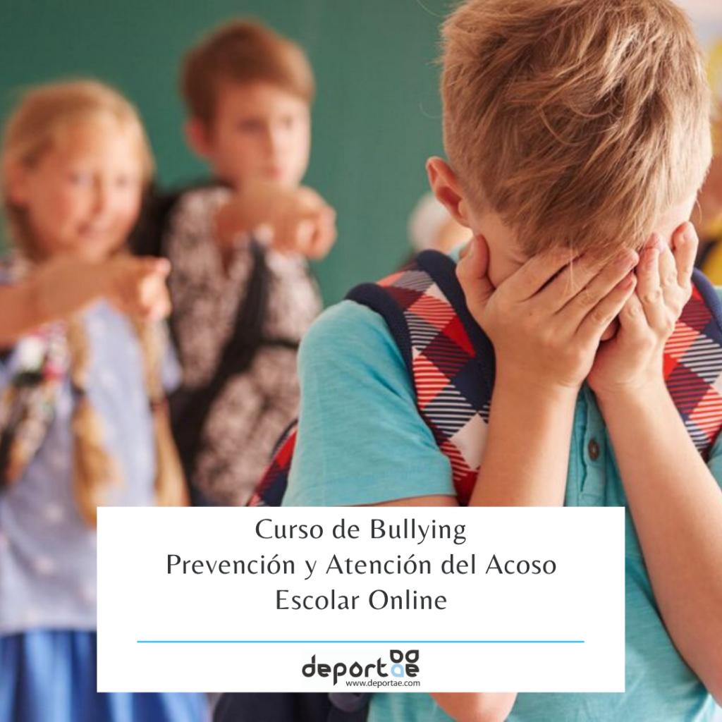 Curso de Bullying online