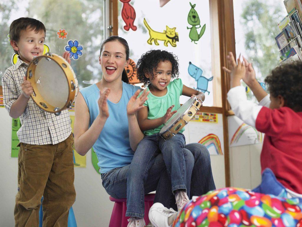 la musicoterapia en la educacion infantil