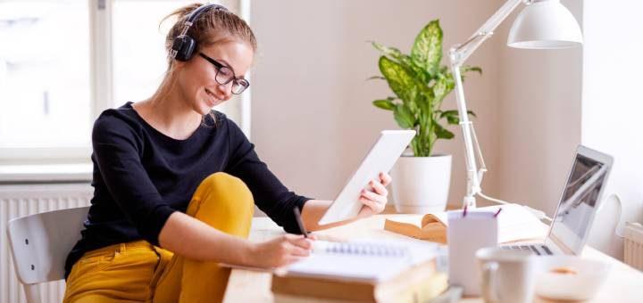 8 ventajas de estudiar online con Deportae