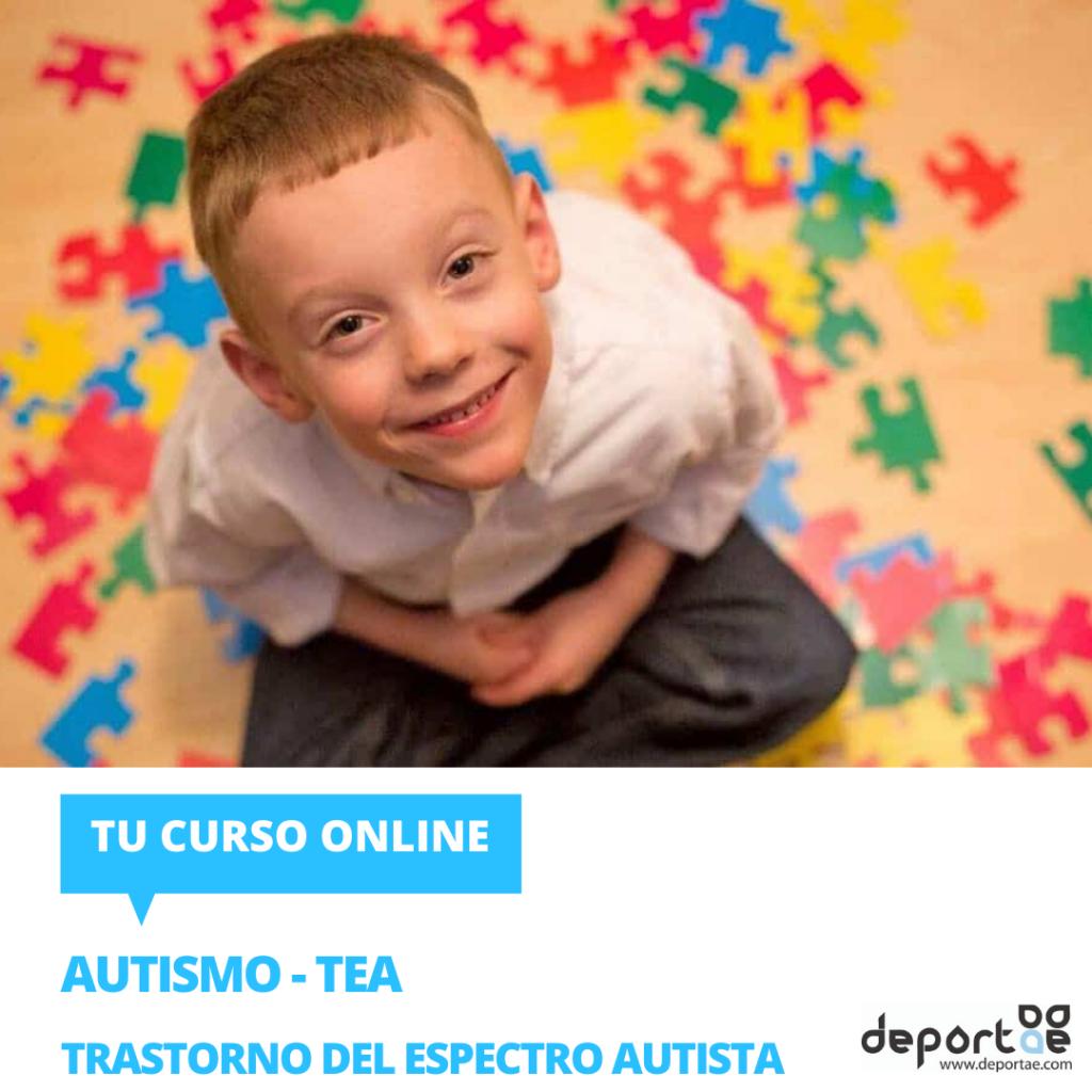 Curso de autismo TEA