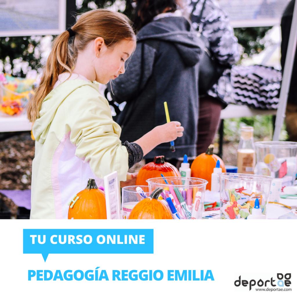 Curso de Pedagogía Reggio Emilia