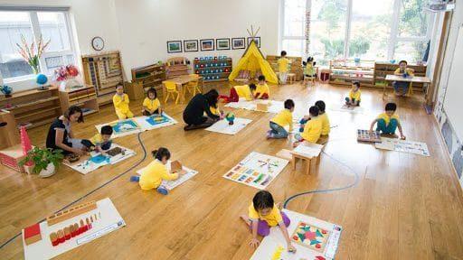 Fases del Método Montessori